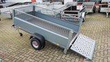 REX 25 met loofrekken  STP O1 7.5-21-13.1 - 251x128cm - 750kg _