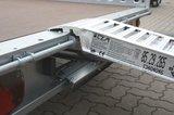 Stema enkelas autotransporter met afmeting 301x183cm  - 1500kg_