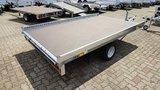 Stema enkelas autotransporter met afmeting 301x203cm  - 1500kg_