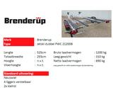 Brenderup dubbele jetski trailer geremd_