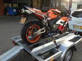 MT750 Motortrailer geschikt voor 3 motoren_