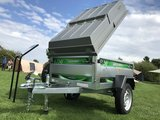 DaXara 158 - 1100 Liter - schokbrekers - 750kg - _