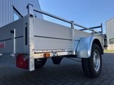 Anssems bakwagen BSX1350 - 251x130cm - enkelas_