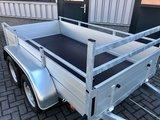 Anssems bakwagen BSX2500 - 301x150cm - dubbelas_