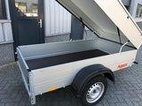 DaXara & Anssems bagagewagens uit de verhuur..... Allemaal maar paar weekjes weggeweest._