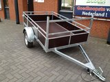 Ongeremde aanhangwagen / bakwagen - Bij ons tegen de beste prijzen van NL en Belgie !_