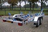 Type D - Boottrailer 631x210cm 2700kg_