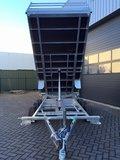 Henra 3 zijdige verlaagde kipper 401x202cm - 3500kg - Tripleas-  elektrisch - _