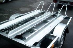 MT750 Motortrailer geschikt voor 3 motoren