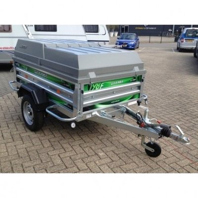 DaXara 198 geremd - 1500 Liter - schokbrekers - 750kg -