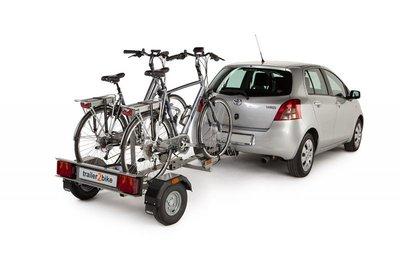 RECREATIES  - Trailer2Bike - (elektrische) fietsaanhangwagen