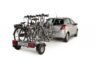 RECREATIES - Trailer4Bike - (elektrische) fietsaanhangwagen