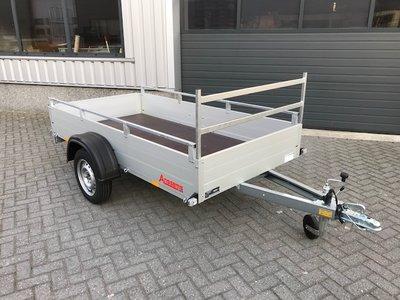 Anssems bakwagen GT 750 - 251x126cm - enkelas