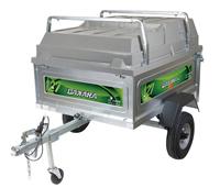 DaXara 127 - 780 Liter - schokbrekers - 400kg -