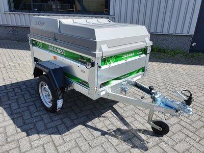 DaXara 158 - 1100 Liter - schokbrekers - 750kg - [met lichte transportschade]