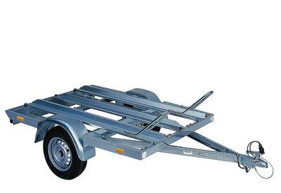 MT750 Motortrailer geschikt voor 2 motoren