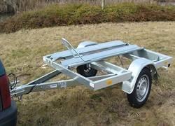 MT750 Motortrailer geschikt voor 1 motor