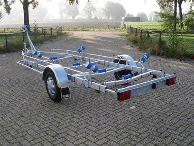 Boottrailer 631x210cm Type A 1350kg